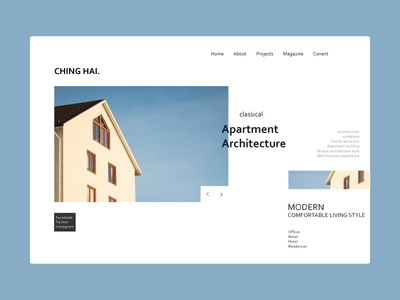 Building page