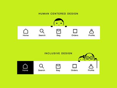 Label bar design exercises