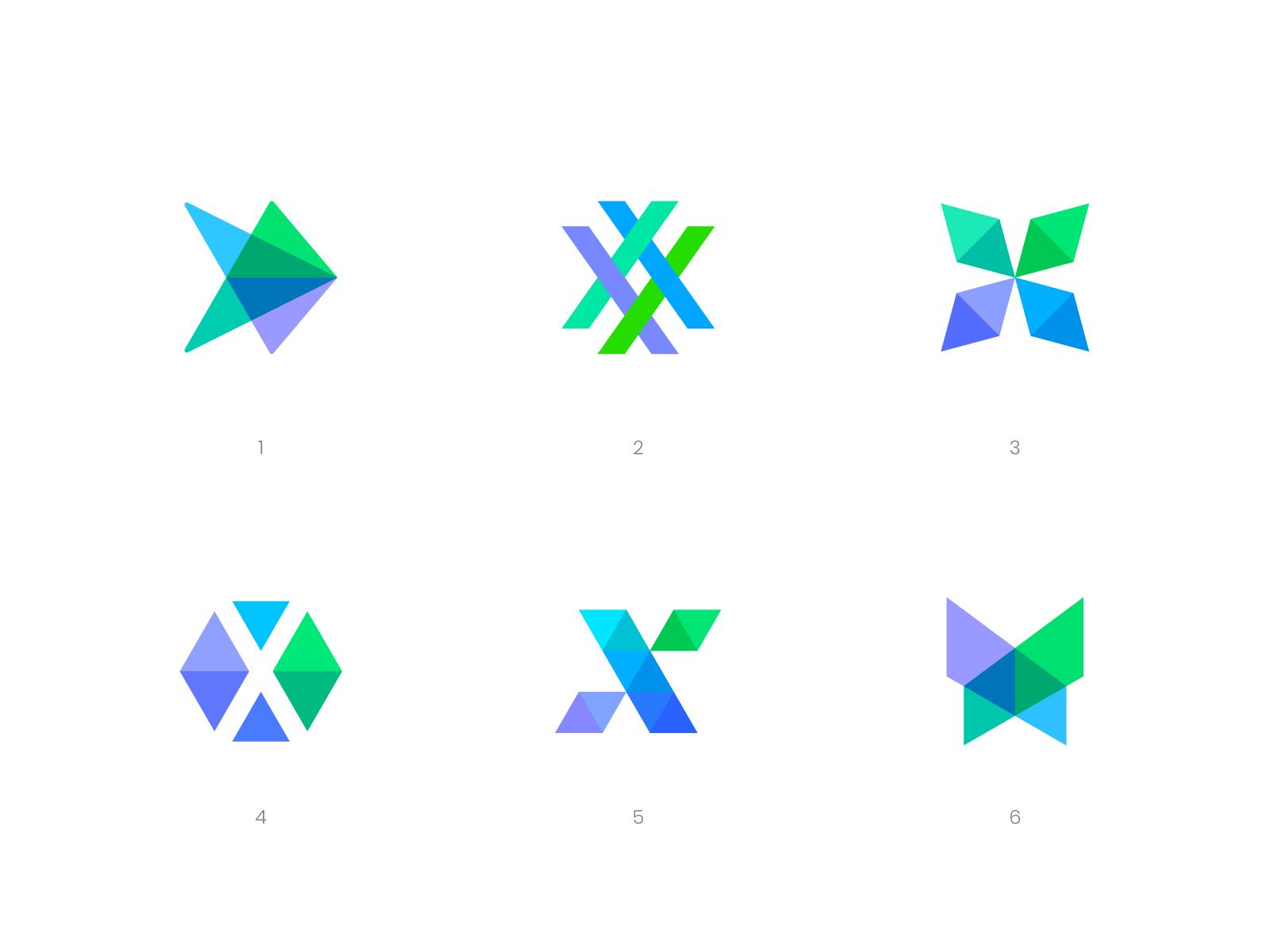 X Logos