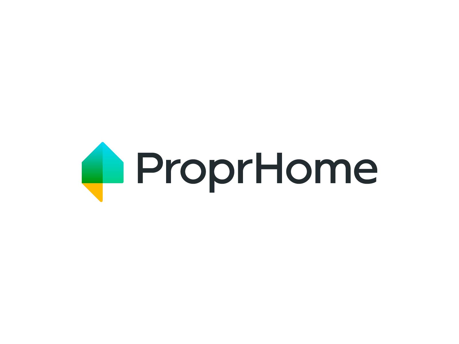 ProprHome – Logo Design
