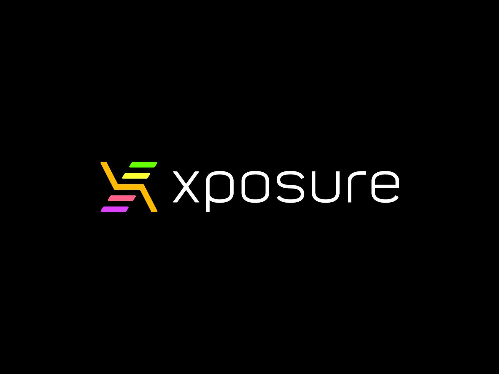 Xposure – Logo Design