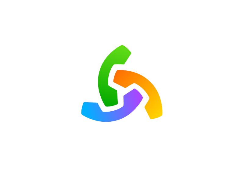 Group Call Logo v.2 // For SALE