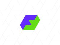 F - Logo Design // For SALE