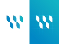 Waterfall – logo design