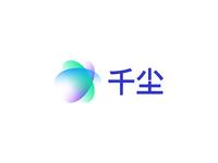 VR / AR logo design