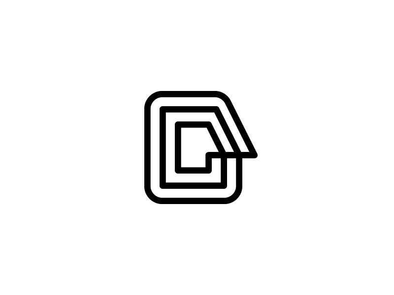 Heads logo design