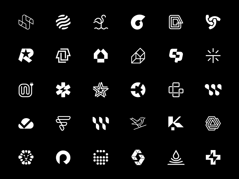 B/W Logo Collection