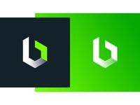 B + Arrow / Logo Design // For SALE