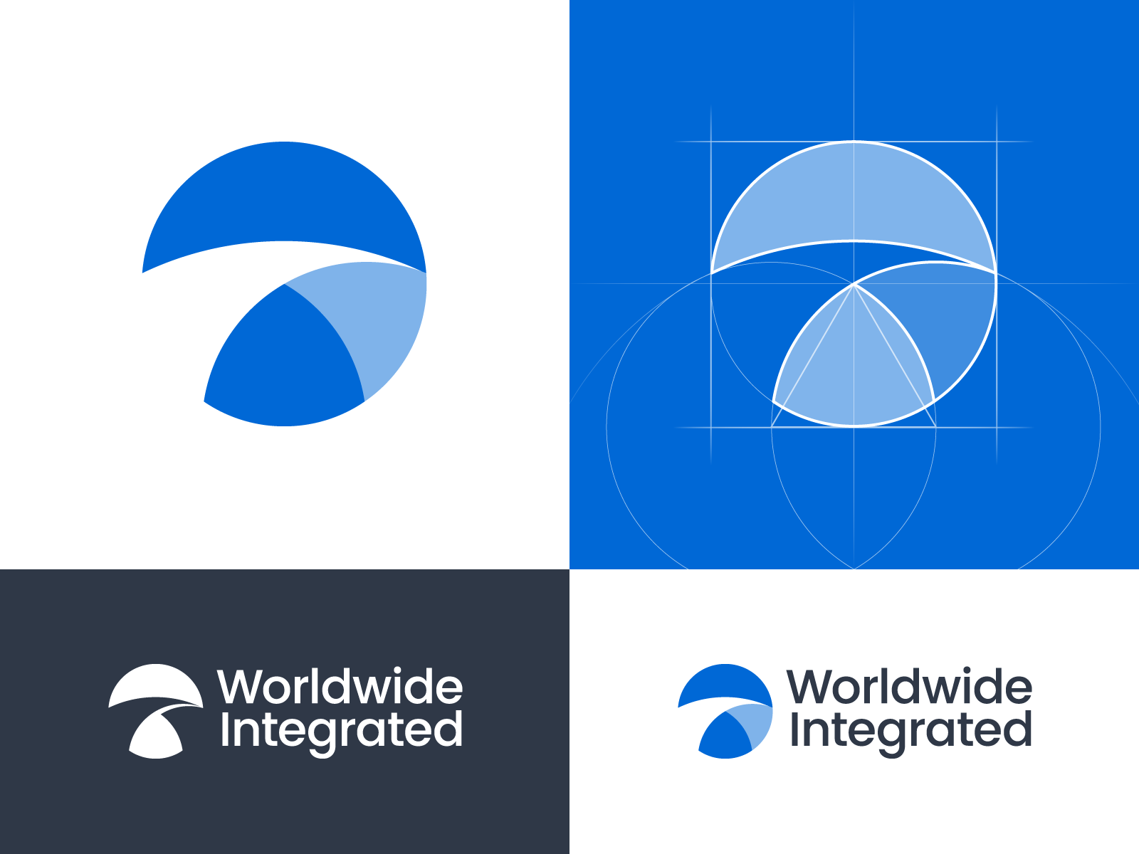 Worldwide Integrated — Logo Design