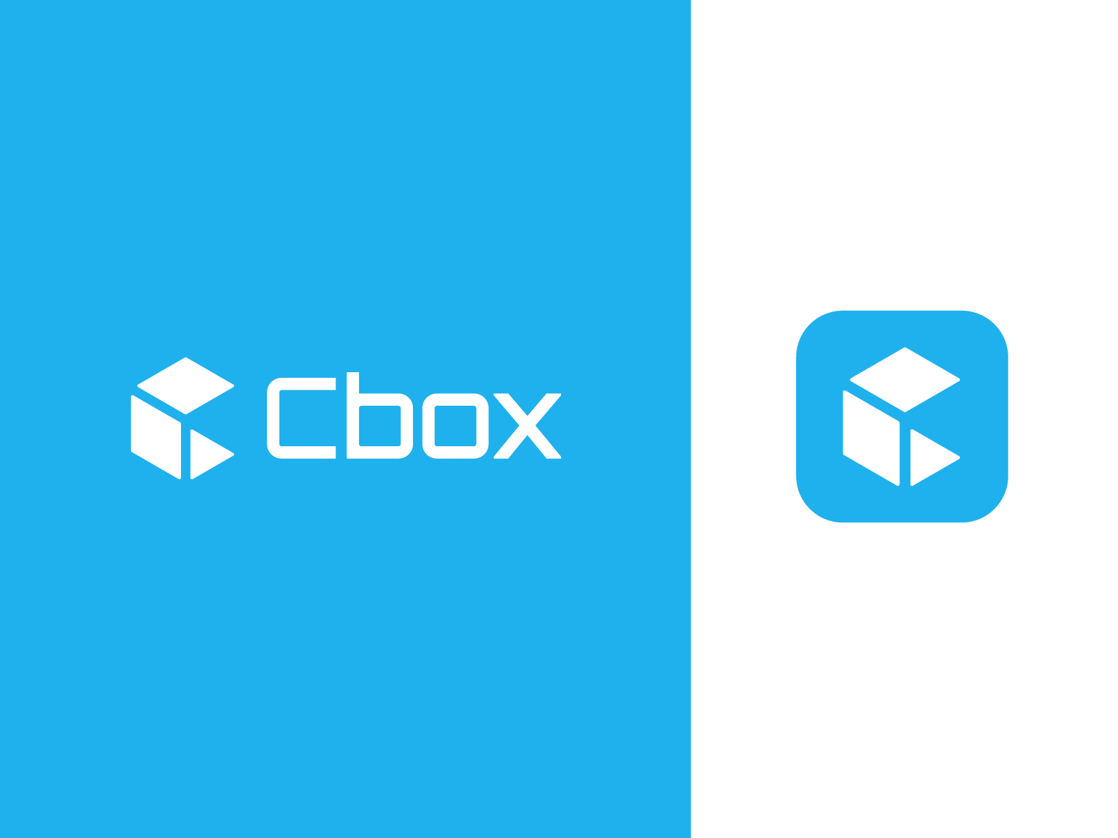 Cbox — Logo Design