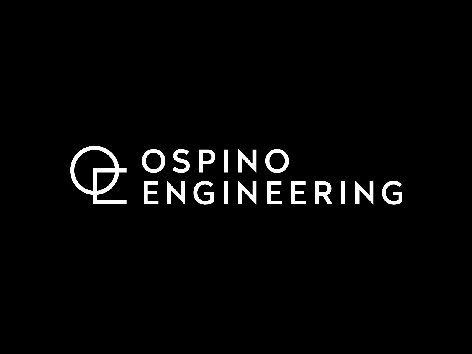 Ospino Engineering — Logo Design