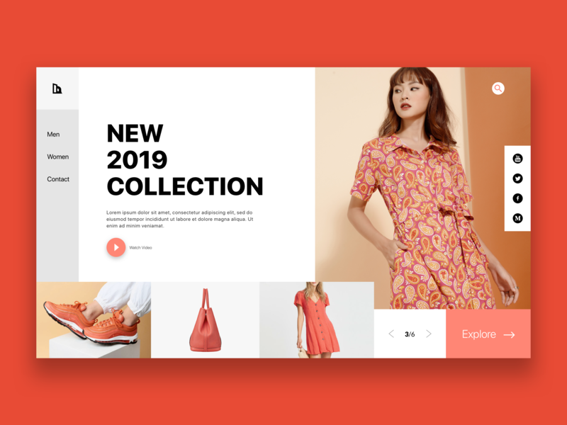 Living Coral Collection color of 2019 2019 living coral web ui design
