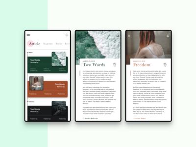 Readers App