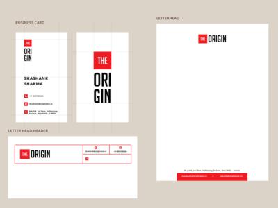 Origin Logo | Branding