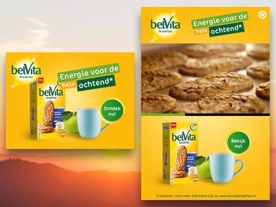 Belvita Mobile Smart Video Ad