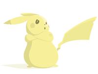 Evil Pikachu startup