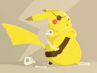 Pirate pikachu