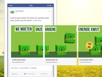 Greenchoice | Social ads