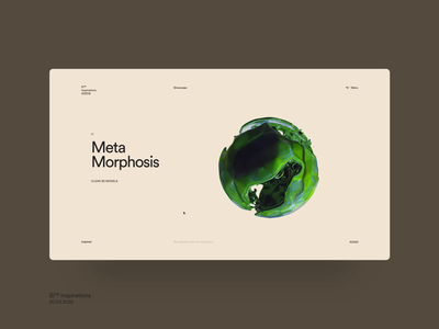 Si™ Inspirations – Metamorphosis