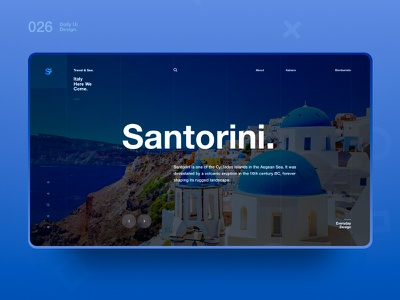 Si™ Daily Ui Design 026 webdesign uxdesign ux uiux uidesign ui minimalism minimal interface graphicsdesign designinspiration dailydesign
