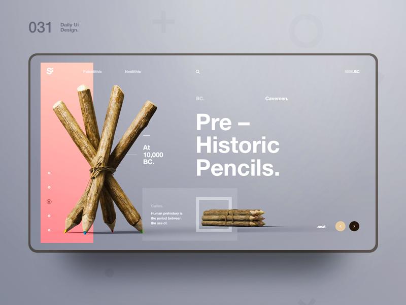 Si™ Daily Ui Design 031 webdesign uxdesign ux uiux uidesign ui minimalism minimal interface graphicsdesign designinspiration dailydesign