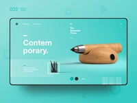 Si™ Daily Ui Design 032