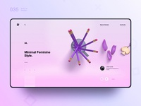 Si™ Daily Ui Design 035