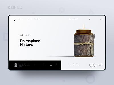 Si™ Daily Ui Design 036 webdesign uxdesign ux uiux uidesign ui minimalism minimal interface graphicsdesign designinspiration dailydesign
