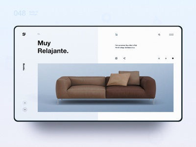 Si™ Daily Ui Design 048