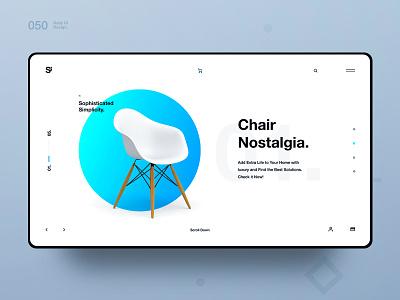 Si™ Daily Ui Design 050 shapes typography clean webdesign uxdesign ux uiux uidesign ui minimalism minimal interface graphicsdesign designinspiration dailydesign