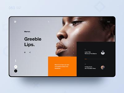 Si™ Daily Ui Design 053 webdesign uxdesign ux uiux uidesign ui minimalism minimal interface graphicsdesign designinspiration dailydesign