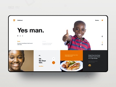 Si™ Daily Ui Design 062 typography clean webdesignq uxdesign ux uiux uidesign ui minimalism minimal interface graphicsdesign designinspiration dailydesign