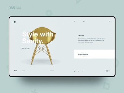 Si™ Daily Ui Design 065 clean webdesignq uxdesign ux uiux uidesign ui minimalism minimal interface graphicsdesign designinspiration dailydesign