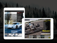 Top Gear iPad App AR