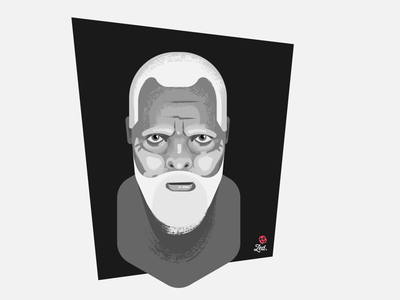 Orson Welles citizenkane fan art tribute ai vector portrait writer scifi orsonwelles starwars