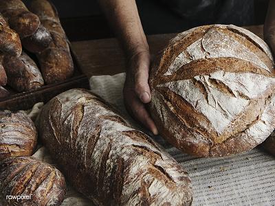 Homemade sourdough bread photography food sourdough bread homemade
