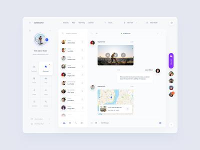 Mail Template Dashboard design web ui ux download ui kit sketch adobe xd dashboard xd figma