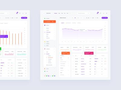 Web Stat Dashboard design web dashboard ui sketch ux download ui kit