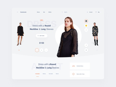 Commerce Template commerce design web dashboard ui sketch ux download ui kit