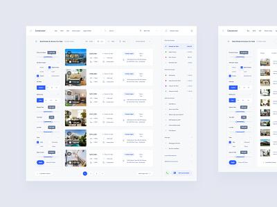 Rental Service Dashboard components temaplte figma design web dashboard ui sketch ux download ui kit