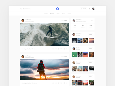Photo Community App 3