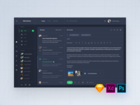 Daily UI Interface, Day 37