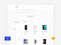 Free Category Commerce