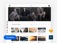 Free Video App Web