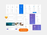 Free Price UI Kit
