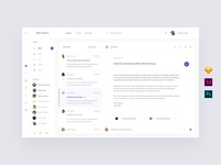 Messages Dashboard Templates
