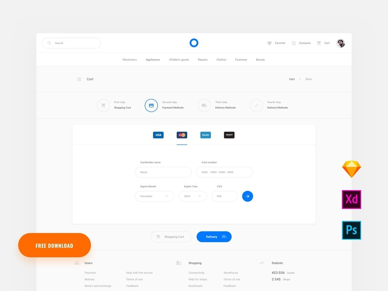 Free Interface by Live Spline one on Dribbble