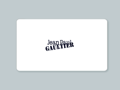 Product page - Jean Paul Gaultier Ecommerce Website interaction ecommerce luxury animation website design interactive design minimalist ui ux graphicdesign branding website