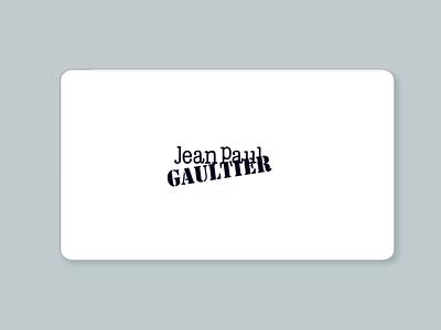 Homepage - Jean Paul Gaultier Ecommerce Website ecommerce luxury animation interaction interactive design website design ui minimalist ux graphicdesign branding website
