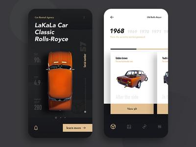 Vintage Car Rental